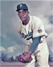 Joe Black Brooklyn Dodgers 5x7 circa 1952