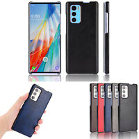 Ultra-thin Phone Leather Case Back Cover for LG Wing LM-F100N 5G Dual Screen