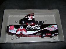 2001 tony stewart/bobby labonte coca-cola bear 1 64th scale hauler 1 0f 504