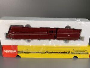 H0 - FLEISCHMANN DC--4172...BR 03 1001...OVP     //  3 BB 727