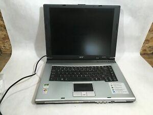 "Acer Aspire 3002 LCi AMD Sempron 3000+ 1.80 GHz 768 MB Ram 15"" Boots- FT"