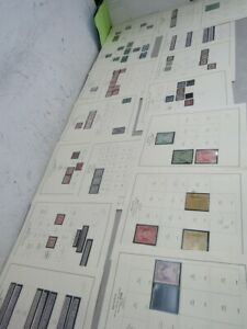 Nystamps U Many mint old US BOB Revenue stamp collection Scott page