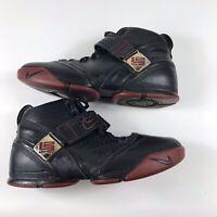 Nike Zoom LeBron V 5 Worn sz 11 varsity/black/crimson/gold 317253-001 james cavs