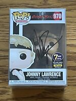 Funko Pop Johnny Lawrence #970 Signed William Zabka 7BAP 145 Pieces COA JSA