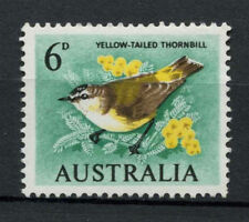 Birds Australian Stamps