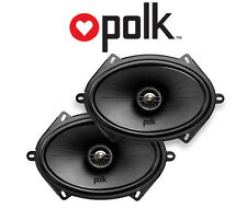 "Polk Audio DXi571 5""x7"" Full Range Marine Certified Coaxial Speaker"