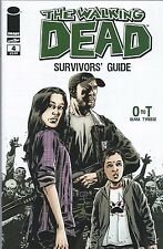 **WALKING DEAD SURVIVOR'S GUIDE #4 **(2001 SERIES, IMAGE)**1ST PRINT**NM**