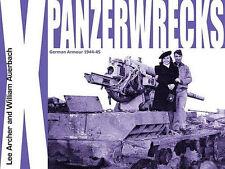 Panzerwrecks 10 Panzerwracks abgeschossene Panzer Buch Bildband Bilder Book Tank