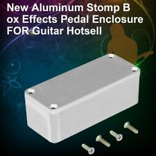 S#1590A/B Style Aluminum Stomp Box Effects Pedal Enclosure For Guitar Hotsell PA