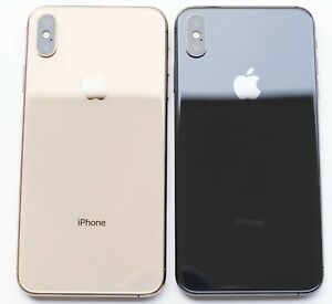 Apple iPhone XS MAX - 64GB - 256GB LTE GSM Smartphone - UNLOCKED or AT&T