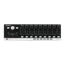 Omnitronic FAD-9 Midi Controller Fader Control DJ USB