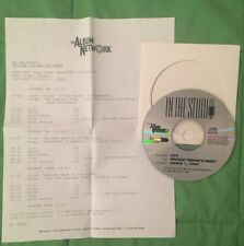 Supertramp In the Studio Album Network Radio Show # 558, 3/1/99 with Cue Sheet