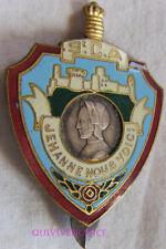 IN10155 - INSIGNE  9° Corps d'Armée, JEHANNE NOUS VOICI, (1939 - 1940)