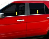 for 2005-2009 Chevy Equinox  4PC Window Sill Trim Stainless Steel OVerlay