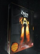***The OMEN (TRILOGY) - (DVD) - REGION 2*** FREE P&P