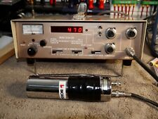 Eberline MS-2 Radiation Scaler Two-Channel Analyzer with Bicron NaI Scintillatio