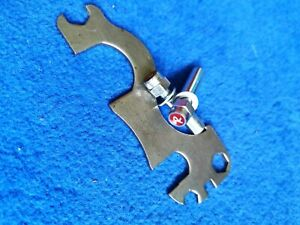 "Original Raleigh Chopper / Grifter Mk1 Mk2 Cotter Pins and R Nuts. "" NOS ""."