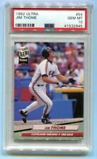 1992 Fleer Ultra Jim Thome #54 PSA 10 Gem Mint Indians (CBF)