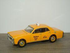 Yellow Cab Co - Greenlight ? 1:64 *43114