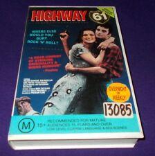 HIGHWAY 61 VHS PAL AUSTRALIAN RELEASE