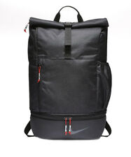 Nike Golf Modern Sports Backpack Black Red Soccer Gym 100% authentic BA5743-010