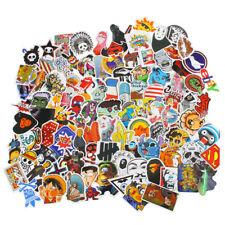 400/300 Random Stickers Vinyl Skateboard Guitar Travel Case sticker pack decals