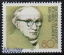 Specimen, Germany Sc1435 Theologist Romano Guardini (1885-1968).