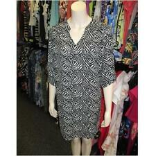 Wallis Polyester 3/4 Sleeve Dresses Midi