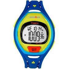 Mens Timex Indiglo Ironman Alarm Chronograph Watch TW5M01600