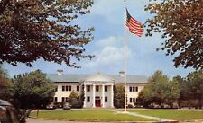 Aberdeen Proving Ground Maryland~Military Post Headquarters~1950s Postcard