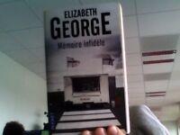 Mémoire infidèle de Elizabeth George | Livre | d'occasion