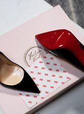 978bf617b674 3M invisible clear sole protectors for Red Sole Louboutin Heels Shoes
