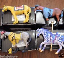 Trail of the Painted Ponies - 10 Magnets  Karuna, Quarterhorse, Sequintial, Vi's