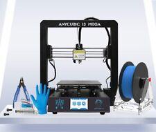 Anycubic Upgrade 3D Drucker I3 Mega Voll Metallrahmen Große Druckgröße PLA/ABS