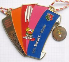 PRINZ BERND I. MÜNSTER 1996 / PRINZENGARDE   ...... Karnevalsorden (023)