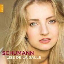 Lise de la Salle - De la Salle Plays Schumann [New CD]