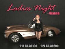 American Diorama Figure 1:24 Scale (7.5 cm) Ladies Night - Gianna AD-38290