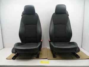 2003-2008 BMW Z4 E85 E86 #1091 Anthracite Leather Manual Heated Seats
