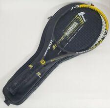 Wilson Hyper Carbon Hammer 6.3 4-5/8 Tennis Racquet Midplus Oversize w/Cover