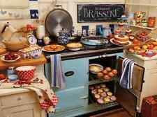 """White Mountain  """"HOME COOKING"""" - Vintage Retro Kitchen  - 1000 Pcs / LN!"""