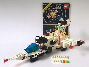 Vintage LEGO Space 6780 XT-Starship (1986) 9V Light & Sound, Complete