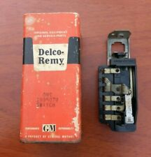 NOS GM DELCO REMY Headlight Switch 56 57 58 Buick 1956 1957 1958