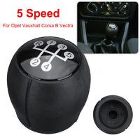 5 Marce Pomello Leva Cambio Per Vauxhall Opel Vectra B Corsa B C Astra F G