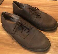 St Johns Bay mens shoes Size 11 M Brown Suede Dress Shoe Lace Up tie Casual Wear