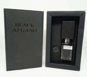 BLACK AFGANO NASOMATTO EXTRAIT DE  PARFUM 30 ML PROFUMO UNISEX