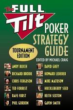 The Full Tilt Poker Strategy Guide by Ted Forrest, Chris Ferguson, Richard Brod…