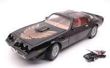 Pontiac Firebird Trans Am 1979 Black 1:18 Model LUCKY DIE CAST