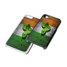 4 Leaf Clover Ireland Phone Case Cover for iPhone 4 5 6 iPod iPad Galaxy S4 - S8