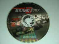 Grand Prix 2 (PC-CDROM) -disc only -Classic game!