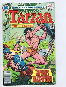 Tarzan #255 DC 1976